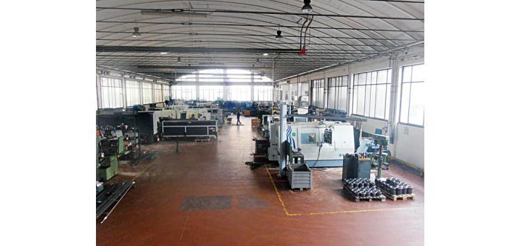 Machine shop Temponi e Gatta