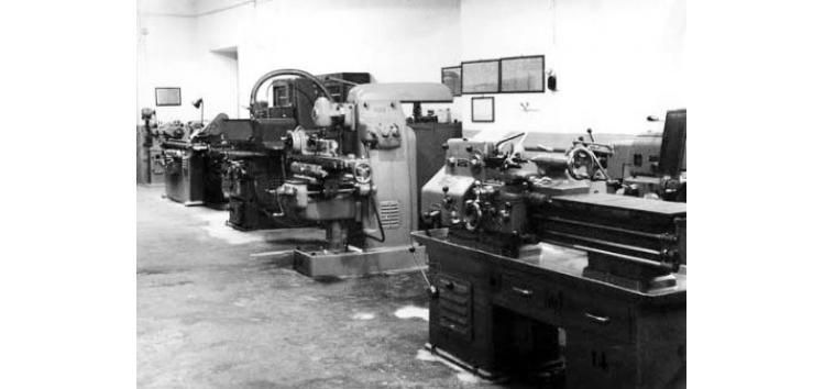 Established in the early 60s in Brescia